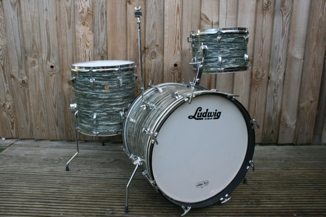 Ludwig 1965 Down Beat