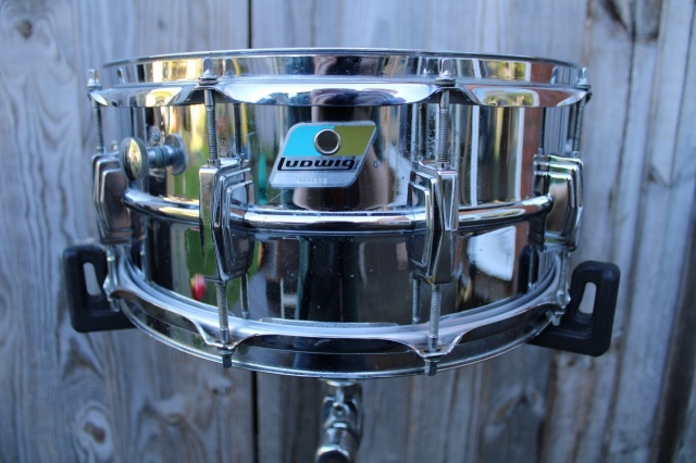 Ludwig Transition Badge 'Buddy Rich' Super Classic Outfit with Snare