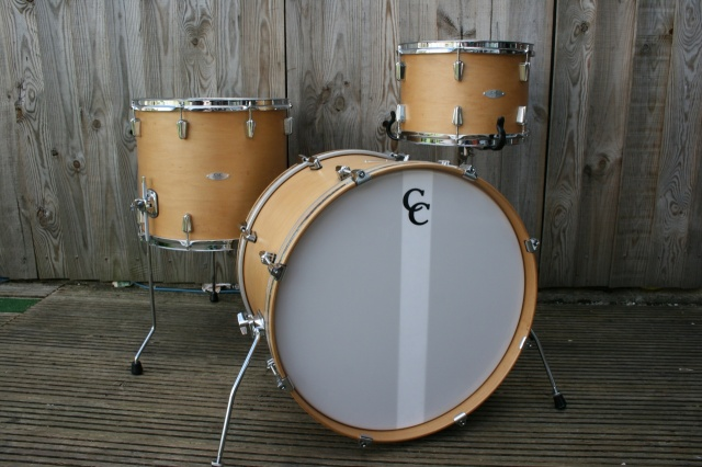 C&C Six and Six Maple Big Beat Outfit