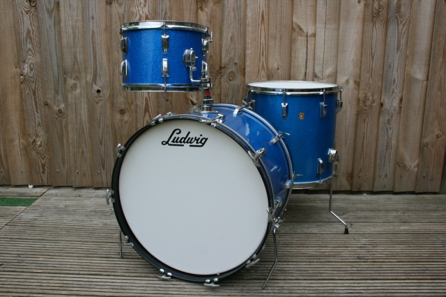 Ludwig 1967 'Keystone' Super Classic Outfit