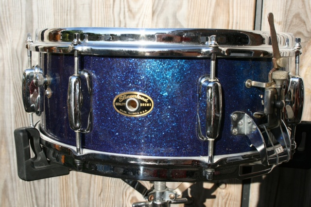 Slingerland  Early 60s Radio King 'Gene Krupa' in Dark Blue Sparkle