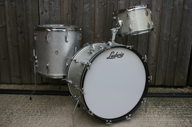 Ludwig 1964 'New Yorker' Outfit with 16 Floor