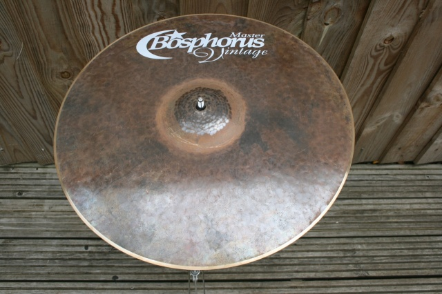 Bosphorus Master Vintage Series 16'' Crash