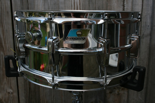 Ludwig 1970 Supraphonic 402 No Serial Number