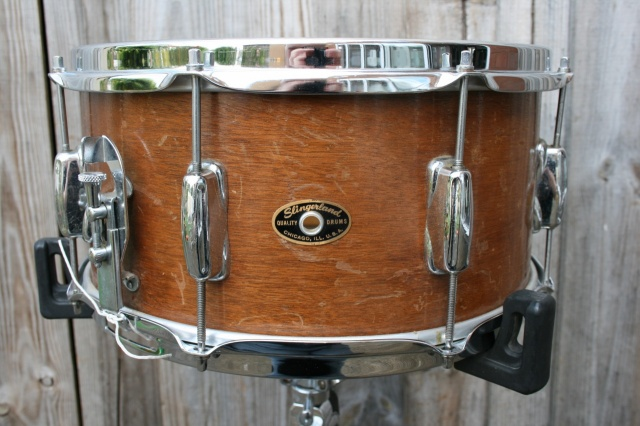 Slingerland 'Jan10 1961' Hollywood Ace
