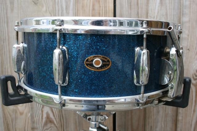 Slingerland Late '50's 'Clam Shell' Radio King