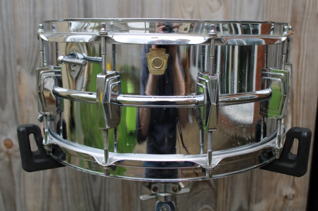 Ludwig 1964 Supraphonic 402 Serial Number 84820