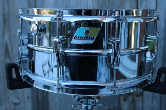 Ludwig 1970 Supraphonic 400 No Serial Badge