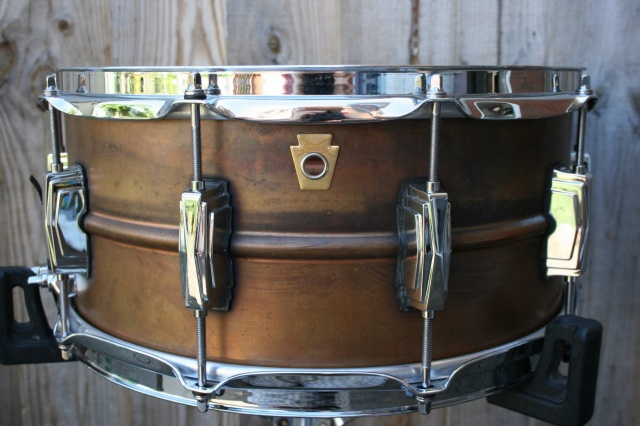 Ludwig Copperphonic 14x6.5