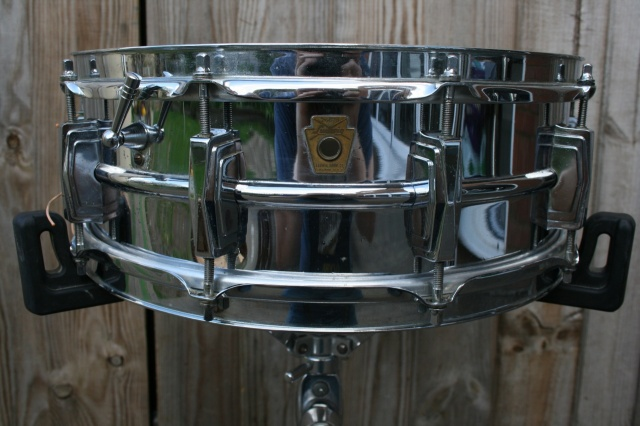 Ludwig Low Serial Number 1964 Supraphonic 400