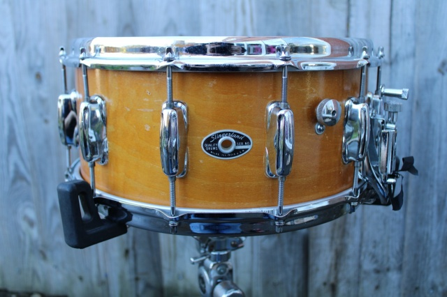 Slingerland Buddy Rich TRD 12 Lug in Natural Maple