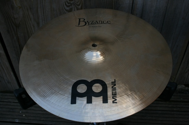 *Used* Meinl Byzance 16'' Medium Crash