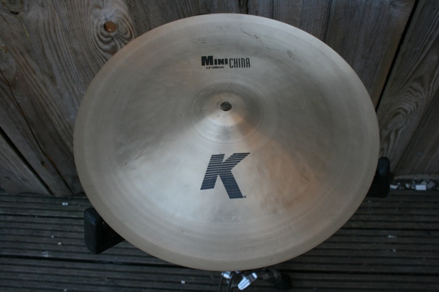 *Used* Zildjian K 14'' Mini China