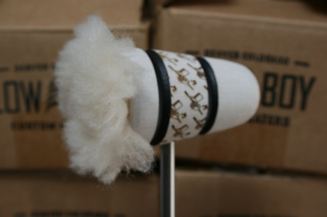Low Boy Beaters 'Puff Daddy' Limited Edition Tophat and Cane
