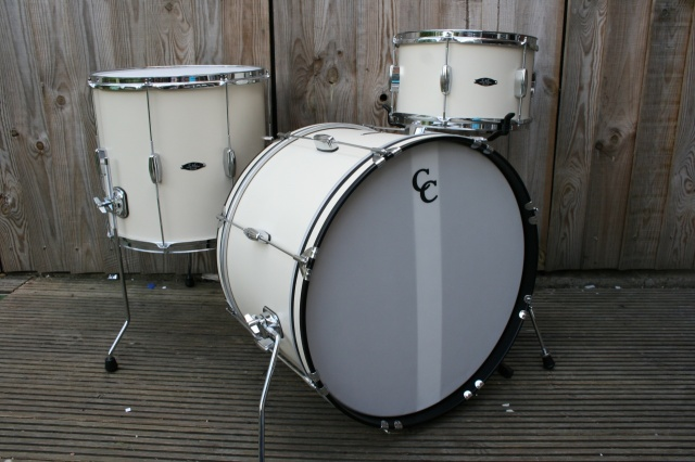C&C Playerdate I 'Big Beat' Satin Almond