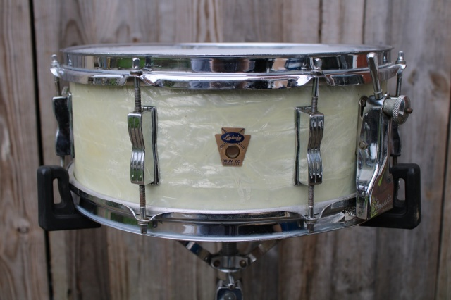 Ludwig Trasitional Badge 'Buddy Rich' SuperClassic in WMP
