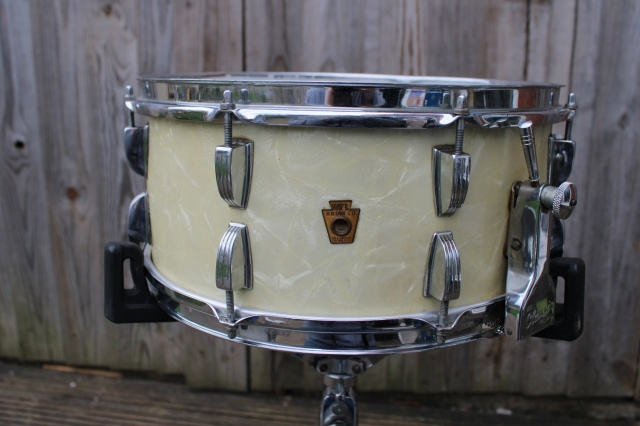 WFL Superclassic 'Ray McKinley' in White Marine Pearl