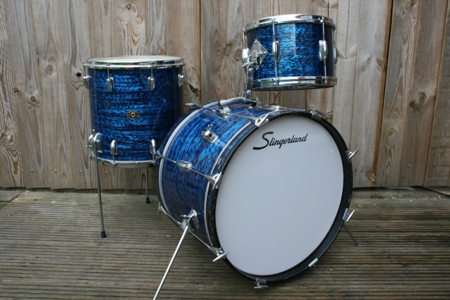 Slingerland 1966 'Stage Band' Outfit