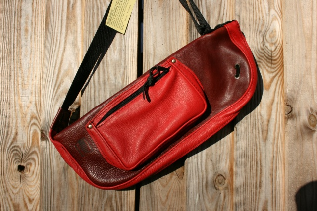 CacSac Gig Bags 'Two Tone Red Stick Bag
