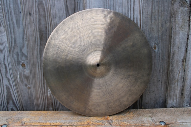 Cymbal and Gong 'Holy Grail' 18'' 1396g