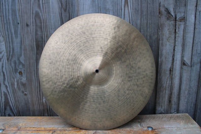 Cymbal and Gong 'Holy Grail' 20'' K 1787g