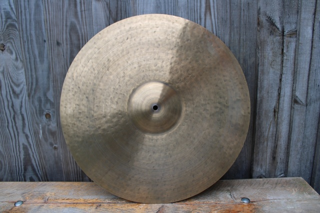 Cymbal and Gong 'Holy Grail' 21'' A 2171g