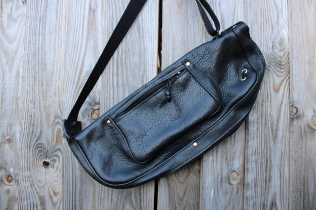 CacSac Gig Bags 'Heavy Grained' Black Stick Bag
