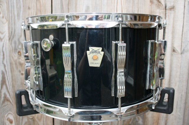 Ludwig Early 80's Chicago Badge Coliseum Snare