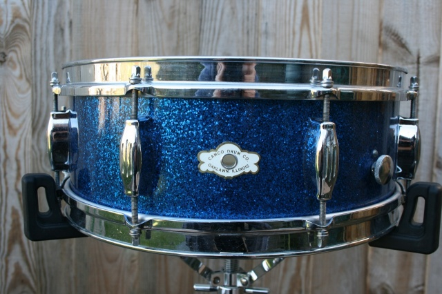 Camco 'Oaklawn' Badge 'Studio' Snare
