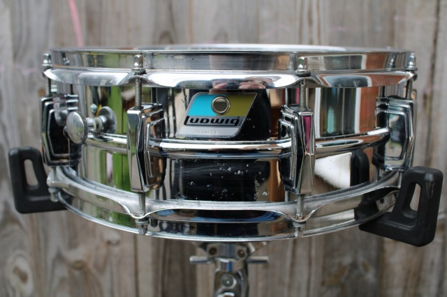Ludwig 1973 'Jazzette' Outfit in Thermogloss Maple