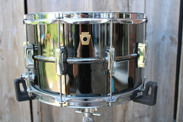 Ludwig Black Beauty 14x8