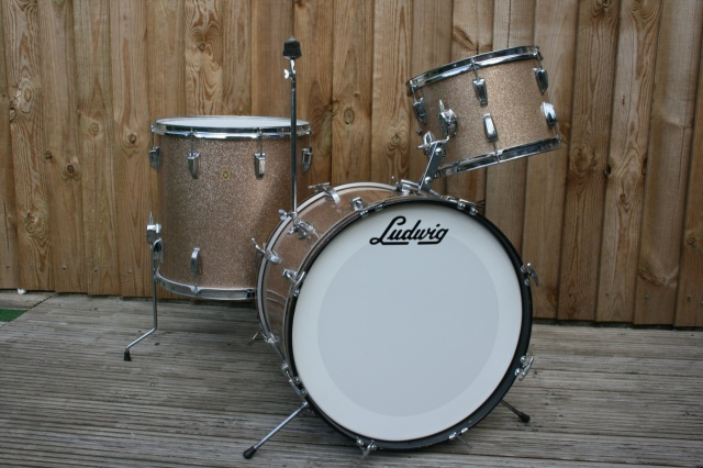 Ludwig 1965 Keystone Super Beat