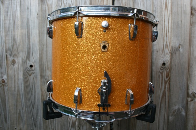 WFL 'Mar 12, 1957' Superclassic 15x12 Parade Drum