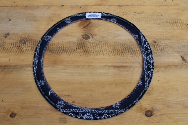 RootsEQ 14'' O Ring in Blue Bandanna