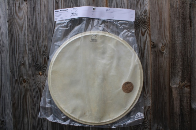 Bovid Percussion 20'' Medium Calf with Impact Patch
