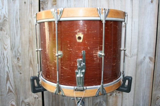 WFL 'Oct18, 1957' Legionnaire Series 14x10 Parade Snare
