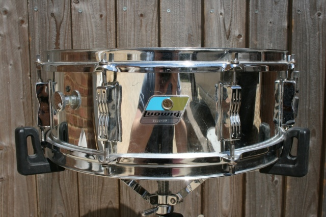 Ludwig Early 80's 'Chrome over Wood'