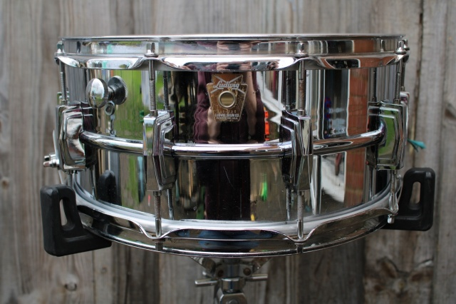 Ludwig Mid 70's Hollywood Outfit & 400
