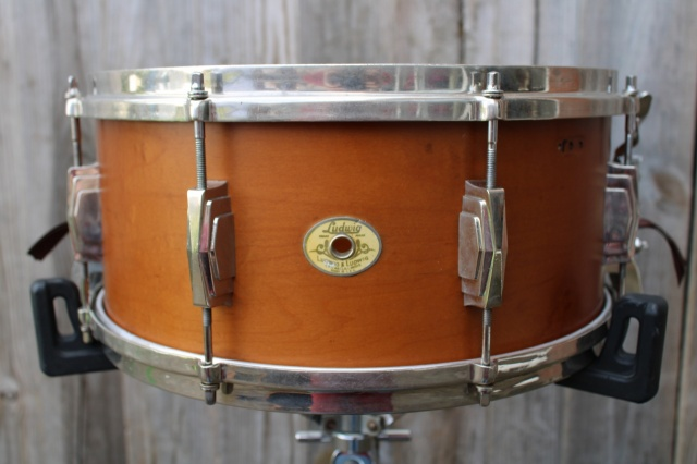 Ludwig and Ludwig 'Oct 1940' Deluxe Standard