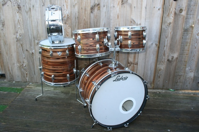 Ludwig Standard S-330 Outfit with S-101 Snare