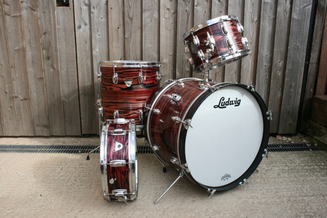 Ludwig Standard S-300 May 1969