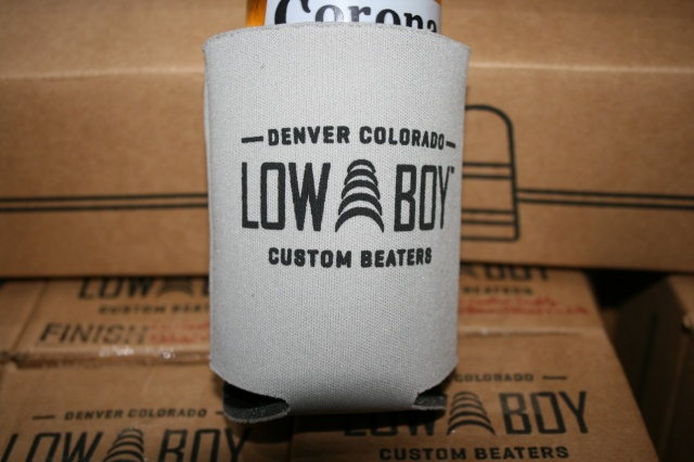 Low Boy Beaters Drink Koozie