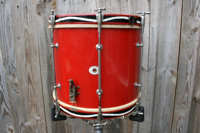 Ludwig and Ludwig 15x12 Parade Drum