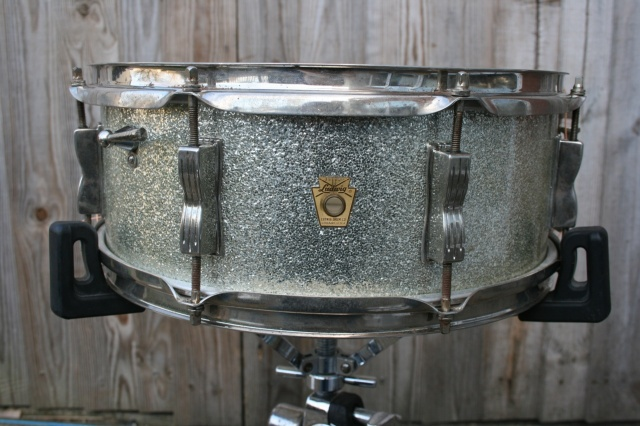 Ludwig 1966 'Jazz Festival' in Silver Sparkle