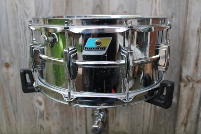 Ludwig 1977 Supraphonic 402 Serial Number 1599439