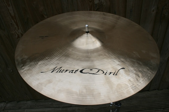 Murat Diril 22'' Eleven Series Dark Ride