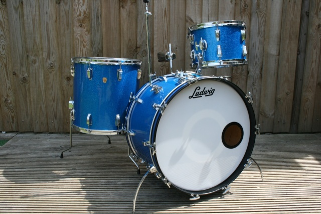 Ludwig 1969 'Keystone' Super Classic Outfit