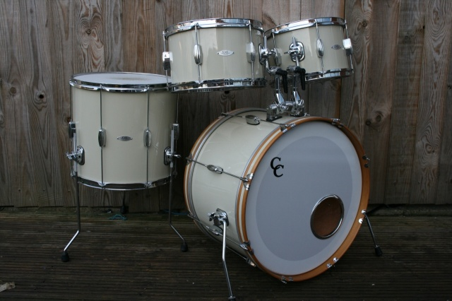 *Used* C&C Playerdate I Custom 'Big Beat'  in Old English Lacquer