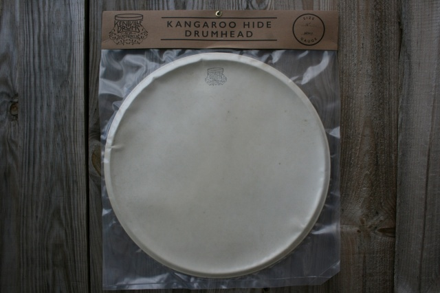 Kentville Kangaroo Hide 16'' Heavy Gauge