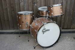 Gretsch Mid '60's Round Badge 'Progressive Jazz' Outfit with Hardware